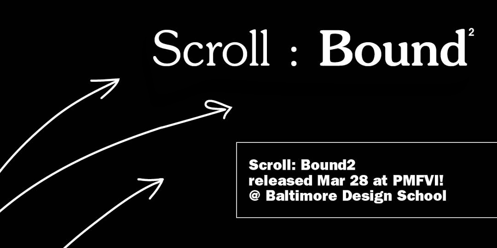 Scroll: Bound2 released Mar 28 at PMFVI!