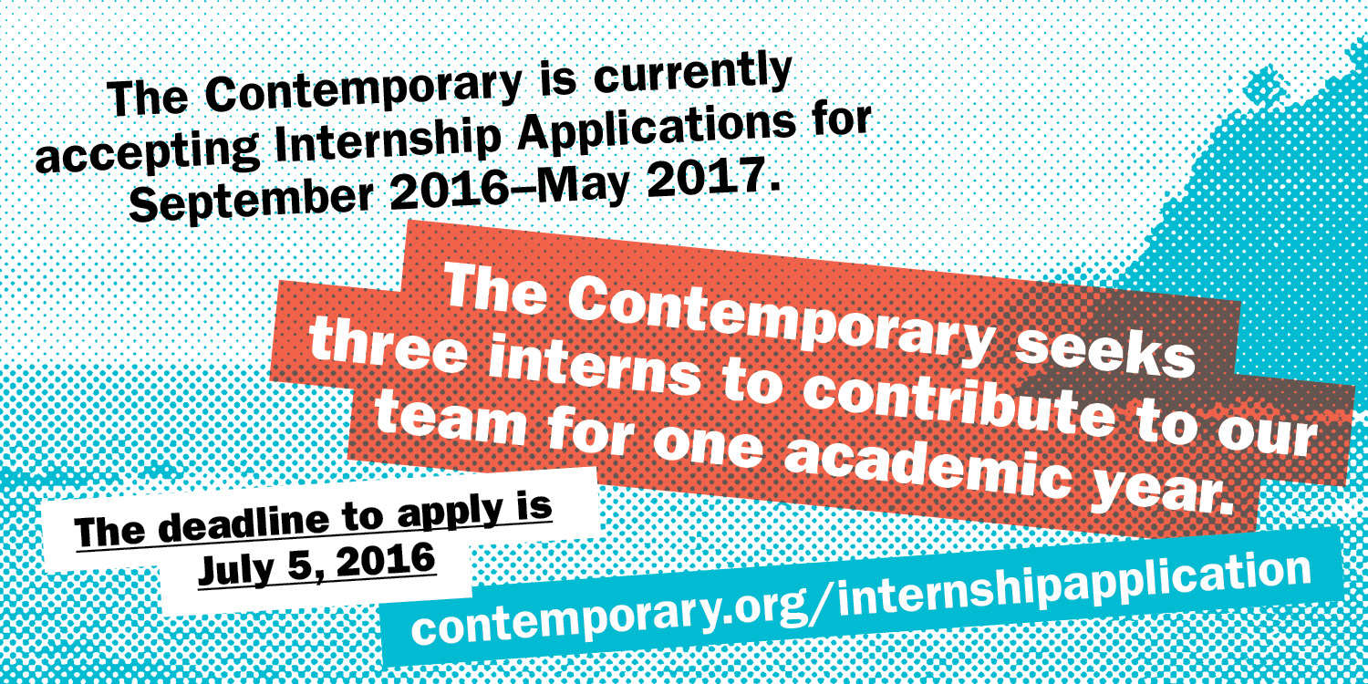Now accepting applications for 2016-2017 interns!