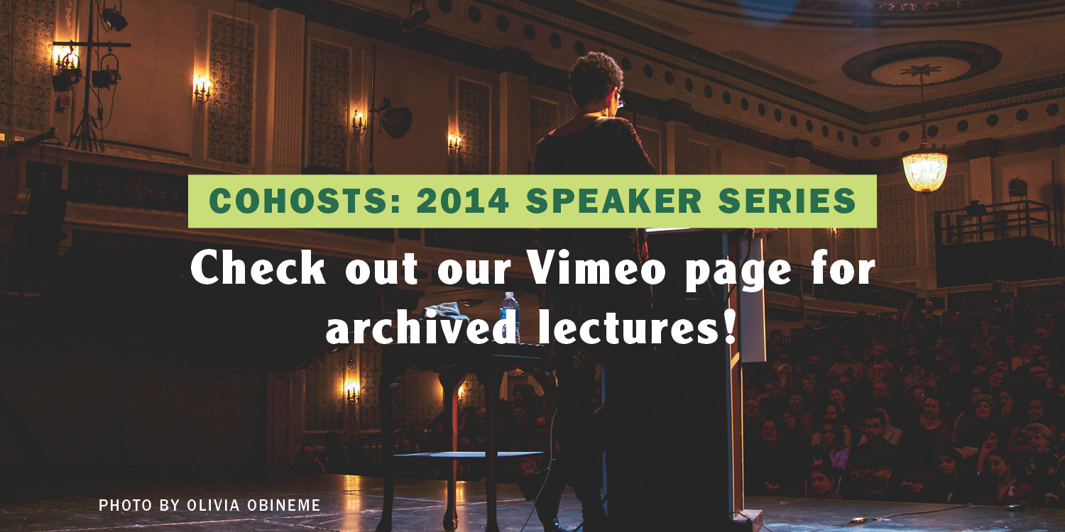 All our lectures are archived